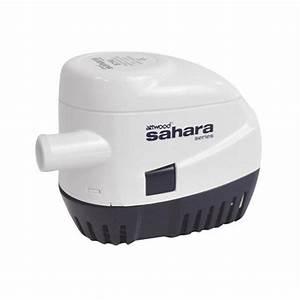 Attwood Sahara Bilge Pump 750 Gph-4507-7
