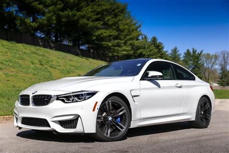 Suntrup Bmw by Pre Owned 2018 Bmw M4 Base 2d Coupe In St Louis Sd0235