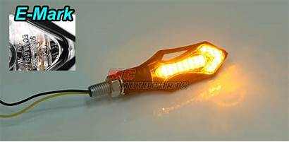 Turn Led Signals Signal Ducati Honda Sword