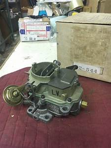 Nors Mopar Carter Bbd 2 Bbl Rebuilt Carburetor 1975