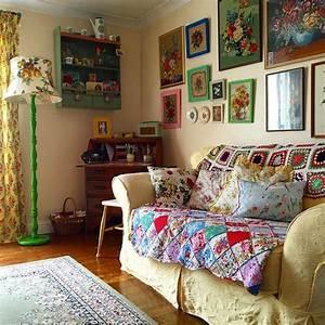 Bohemian, Living, Room, Great