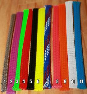 Premium Braided Expandable Flex Sleeve Wiring Harness Loom