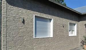 Wandverkleidung Außen Steinoptik : wandverkleidung aussenbereich kunststoff xr19 hitoiro ~ Michelbontemps.com Haus und Dekorationen