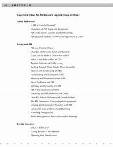 Parkinson Group Leader Manual