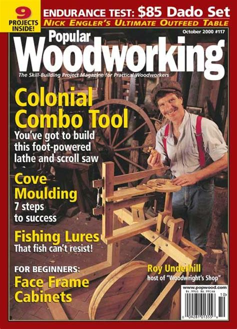 popular woodworking october  digital edition popular