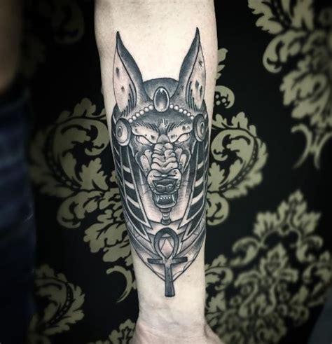 110+ Egyptian Anubis Tattoos Designs And Ideas (2018