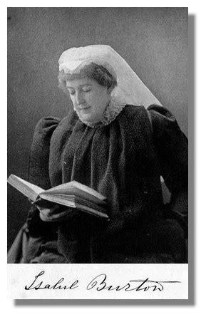 The Romance of Isabel Lady Burton, by Isabel Burton