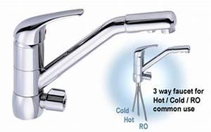 Purificateur D Eau Robinet : robinet 3 voies blanc pour osmoseur et purificateur d 39 eau ~ Premium-room.com Idées de Décoration