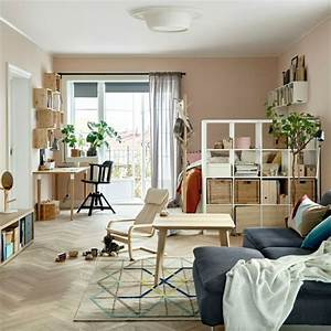 Ikea Möbel Regale : ikea m bel beistelltisch einrichtungsideen einfache regale ~ Michelbontemps.com Haus und Dekorationen