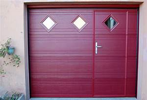toutes les realisations de kheops guerin a leves With porte de garage sectionnelle avec porte pvc blanc