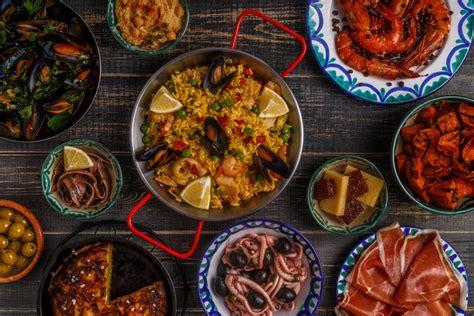 la cuisine espagnole exposé les saveurs de la cuisine espagnole magazine avantages