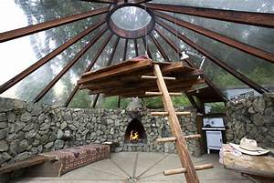 Toit En Verre Prix : un observatoire maison de loisir au toit de verre ~ Premium-room.com Idées de Décoration