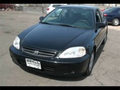 2000 Honda Civic Ex Review by 2000 Honda Civic Ex Coupe