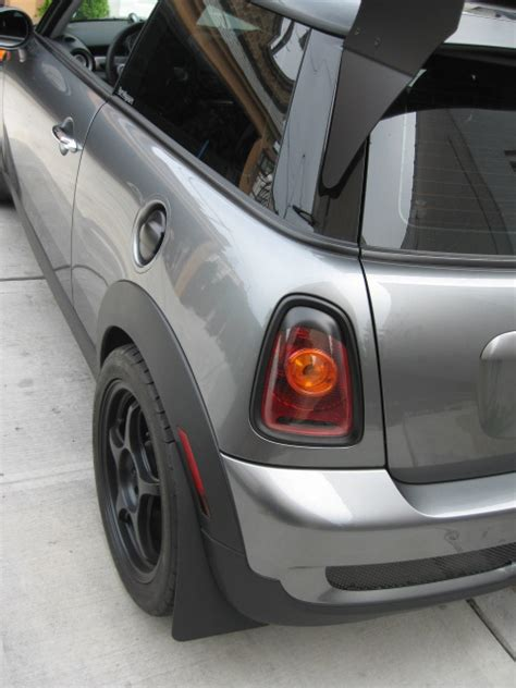 upgraded rear mud flaps north american motoring