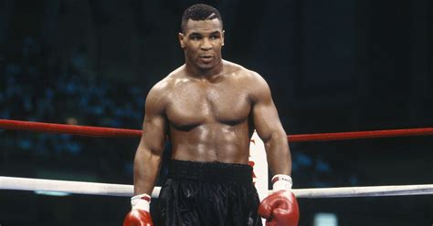 tbt   year  mike tyson viciously ko opponent