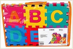Tapis Puzzle Bebe Puzzle Tapis Pour B B Baby Fitness Area Puzzle