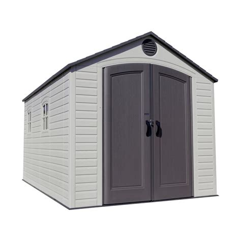 15 by 15 shed lifetime 8 ft x 15 ft storage shed 60075 the home depot