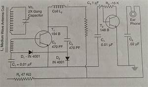 Tech  How To Make Two Transistor Radio