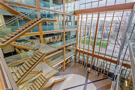 Earth Sciences Building - UBC | Aspect Structural Engineers