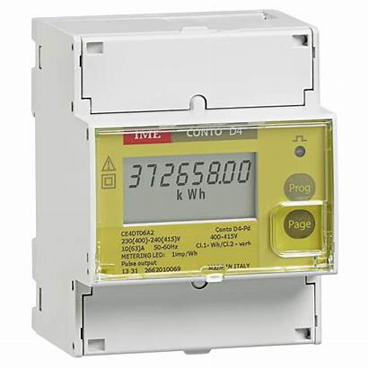 Conto D4 Meter Energy Pd Direct Connected