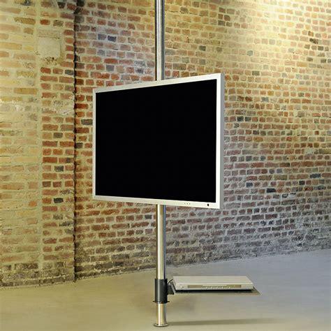 flachbildschirm halterung schwenkbar wissmann post 129 interior design tv m 246 bel