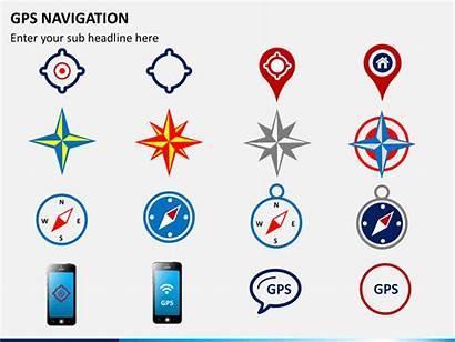 Gps Navigation Powerpoint Ppt Template Slide Sketchbubble