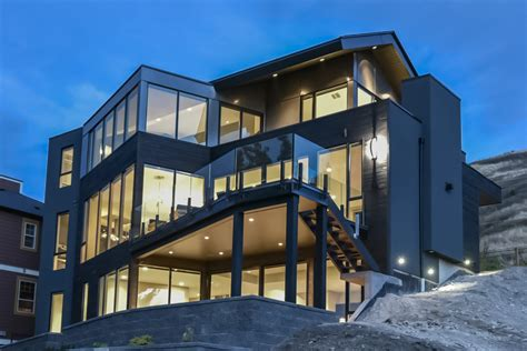 modern lake house shou sugi ban siding resawn timber co