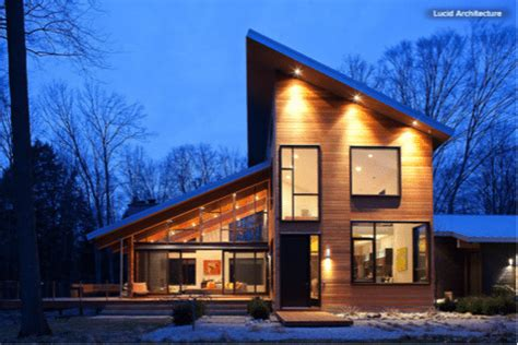 skillion  lean  roof stratton exteriors