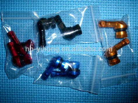 90 Cnc Degree Motorcycle Valve Stems Tire 10mm Pair 11.3mm