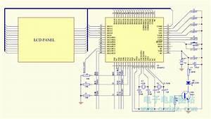 Tv Remote Control Circuit 40