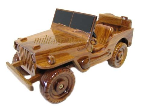 plans  wooden jeep  woodworking
