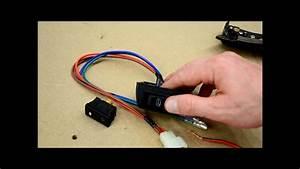 Install 5 Pin Window Switch Wiring Diagram