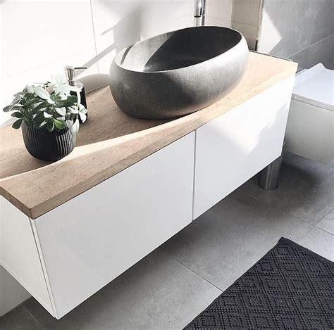 Ikea Badezimmer Sideboard by Badezimmer Waschtisch Diy Best 229 Sideboard Eichenplatte