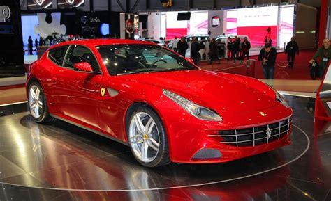New Four Seat Ferrari Gt At