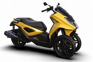 Moto A 3 Roues : scooter 3 roues nuvion ~ Medecine-chirurgie-esthetiques.com Avis de Voitures