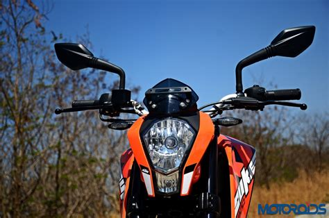 2017 Ktm 200 Duke First Ride Review Motoroids