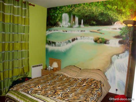 chambre jungle stunning chambre jungle adulte ideas matkin info