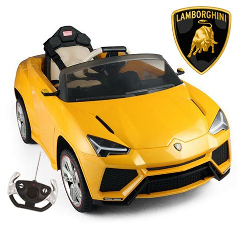 kid car lamborghini buy kids electric cars childs battery powered ride on toys
