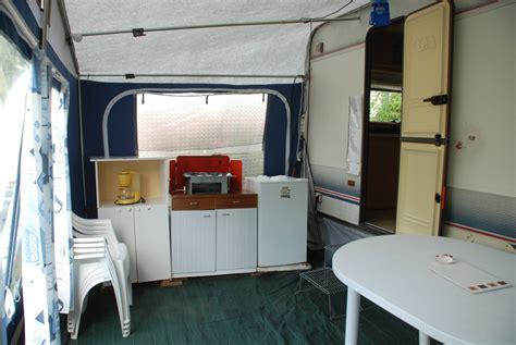 caravane cuisine location caravane avec auvent 3 personnes morbihan