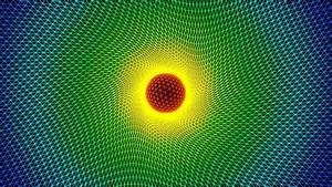Isotropic Vector Matrix Spin Into Proton