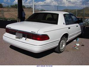 1995 Mercury Grand Marquis Photos  Informations  Articles