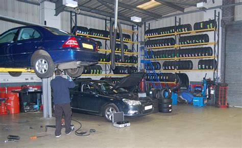 Mot, Car Servicing & Tyres Norwich