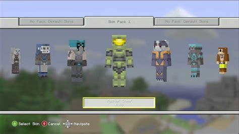 minecraft herobrine skin xbox gratis dlc