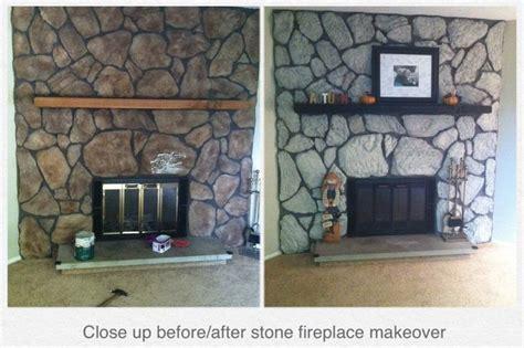 fireplace redo images  pinterest fireplace