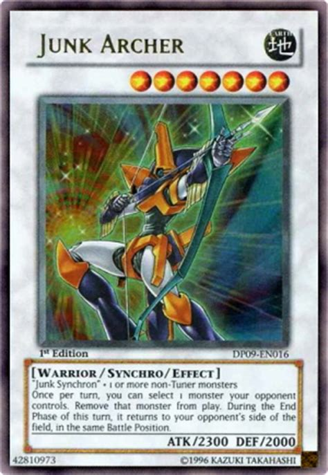 yugioh deck recipes synchron deck