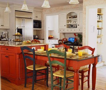 kitchen islands with tables attached kitchen island with table attached attached table 8312