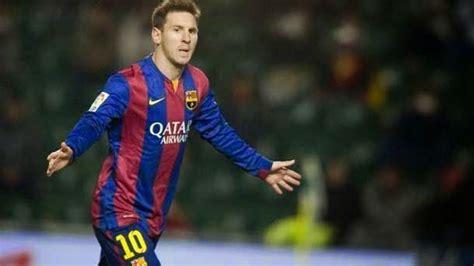 Messi batió el récord de