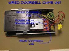 Home Doorbell Wiring Diagram : wired doorbell chimes doorbells electrical repair topics ~ A.2002-acura-tl-radio.info Haus und Dekorationen
