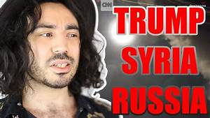 Donald Trump's Syria Airstrike - YouTube