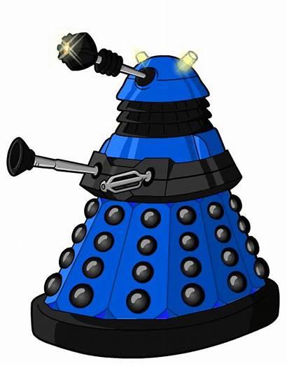 Doctor Dalek Dr Clipart Tardis Clip Daleks